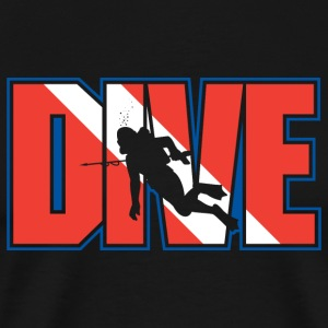 SCUBA Dive - Men's Premium T-Shirt