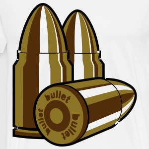 Bullets - Men's Premium T-Shirt