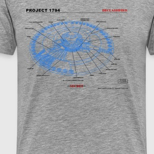 PROJECT 1794 - Men's Premium T-Shirt