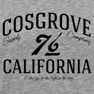 Cosgrove 76 - Men's Premium T-Shirt