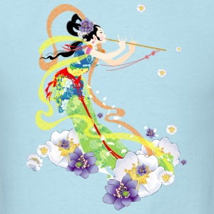 Flowery Princess T-Shirts - Men's T-Shirt