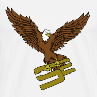 Design ~ SoaRing in Style Eagle T-Shirt