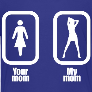 your_mom_my_mom - Kids' Premium T-Shirt