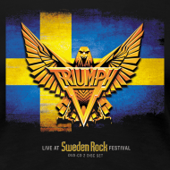 Design ~ SWEDEN ROCK T-shirt Ladies