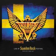Design ~ SWEDEN ROCK T-shirt Ladies