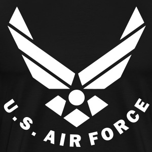 U.S. Air Force T-Shirts - Men's Premium T-Shirt