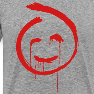 Red John Face - Men's Premium T-Shirt