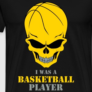 Basketball Player - Men's Premium T-Shirt