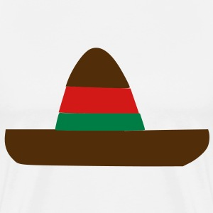 sombrero - Men's Premium T-Shirt