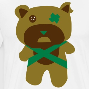 war bear - Men's Premium T-Shirt