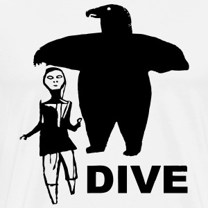 DIVE Sometime - Men's Premium T-Shirt