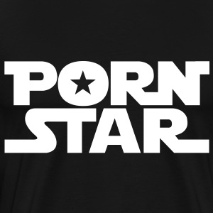 Porn Star T-Shirts - Men's Premium T-Shirt