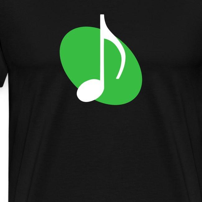 Green Music Emblem