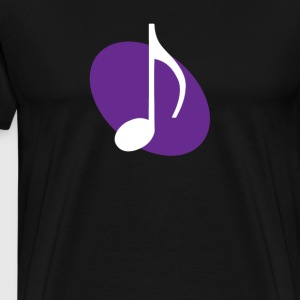Purple Emblem T-Shirts - Men's Premium T-Shirt