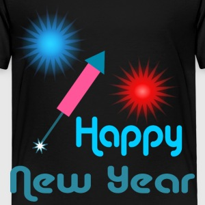 Happy New Year Baby & Toddler Shirts - Toddler Premium T-Shirt