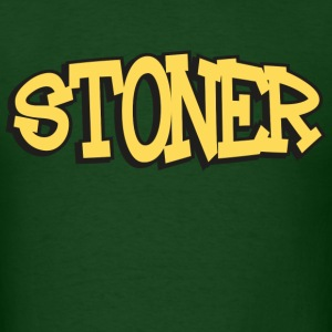 Marijuana Stoner T-Shirt - Men's T-Shirt