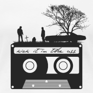 Design ~ Kick It In The Ass (Swan Song)