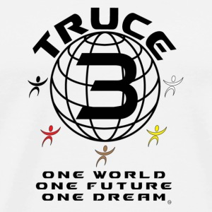 TRUCE 3 World Peace T-shirts & Apparel T-Shirts - Men's Premium T-Shirt