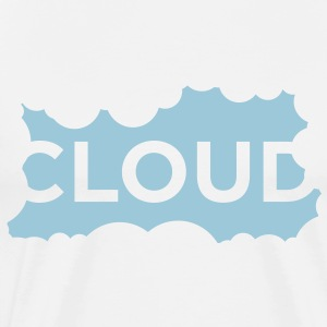 Cloud - Men's Premium T-Shirt