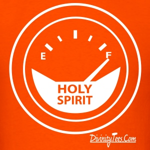Holy Spirit is Full Design - Men's T-Shirt