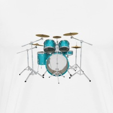 Aqua Drum Kit: T-Shirt