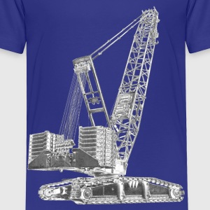 Crawler Crane 750t Baby & Toddler Shirts - Toddler Premium T-Shirt
