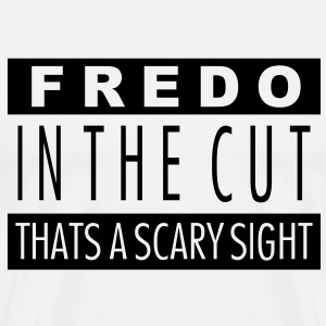 FREDO IN THE CUT T-Shirts - Men's Premium T-Shirt