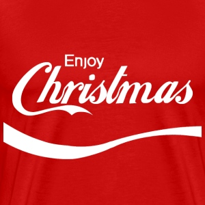 Enjoy Christmas T-Shirts - Men's Premium T-Shirt