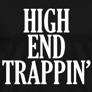 HIGH END TRIPPIN T-Shirts - Men's Premium T-Shirt