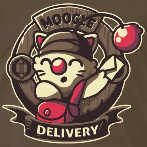Moogle Delivery - Men's Premium T-Shirt