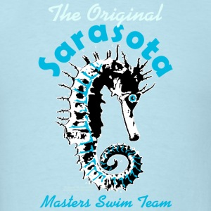 Sarasota Masters Swim Team Tee - Men's T-Shirt