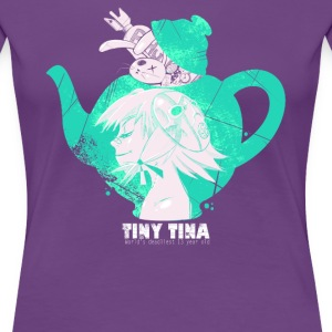 Tiny Tina - Women's Premium T-Shirt