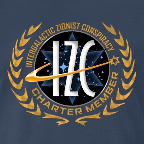 Intergalactic Zionist Conspiracy Charter Member