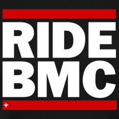 ride bmc Cycling Shirt Tour De France Cadel  T-Shirts
