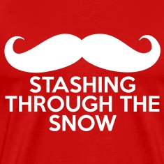 Stashing Through the Snow T-Shirts