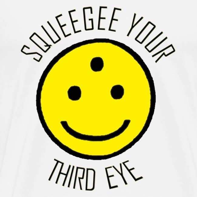 Squeegee Your Third Eye