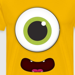 monster.png T-Shirts - Men's Premium T-Shirt