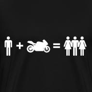 Design ~ Motorbiker & Women