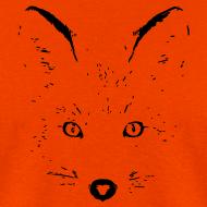 Design ~ animal t-shirt fox jackal coyote wolf eyes shape