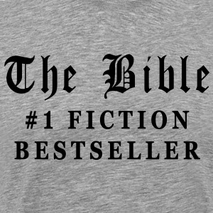The Bible Fiction Bestseller - Men's Premium T-Shirt