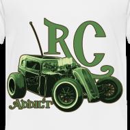 Design ~ Kids - Ringer T-Shirt - Dark Dragster