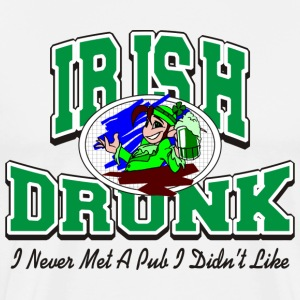 Irish Drunk T-Shirt - Men's Premium T-Shirt