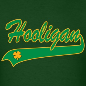 Irish Hooligan T-Shirt - Men's T-Shirt
