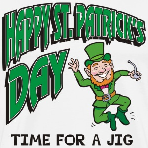 Happy St. Patrick's Day T-Shirt - Men's Premium T-Shirt