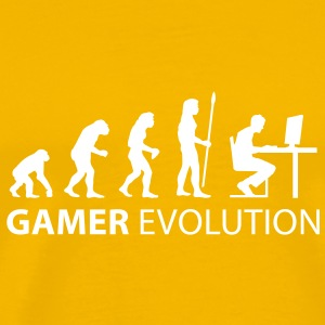 gamer evolution T-Shirts - Men's Premium T-Shirt