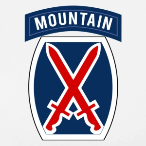 10th Mountain CAB - Men's Premium T-Shirt