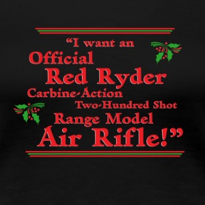 Red Ryder - Women's Premium T-Shirt