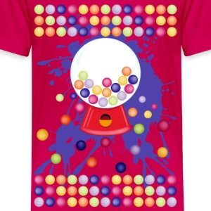 Gumball_Machine - Kids' Premium T-Shirt