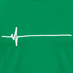 Flatline T-Shirts - Men's Premium T-Shirt
