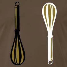 Pair of whisks T-Shirts